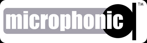 Microphonic.biz logo and trademark